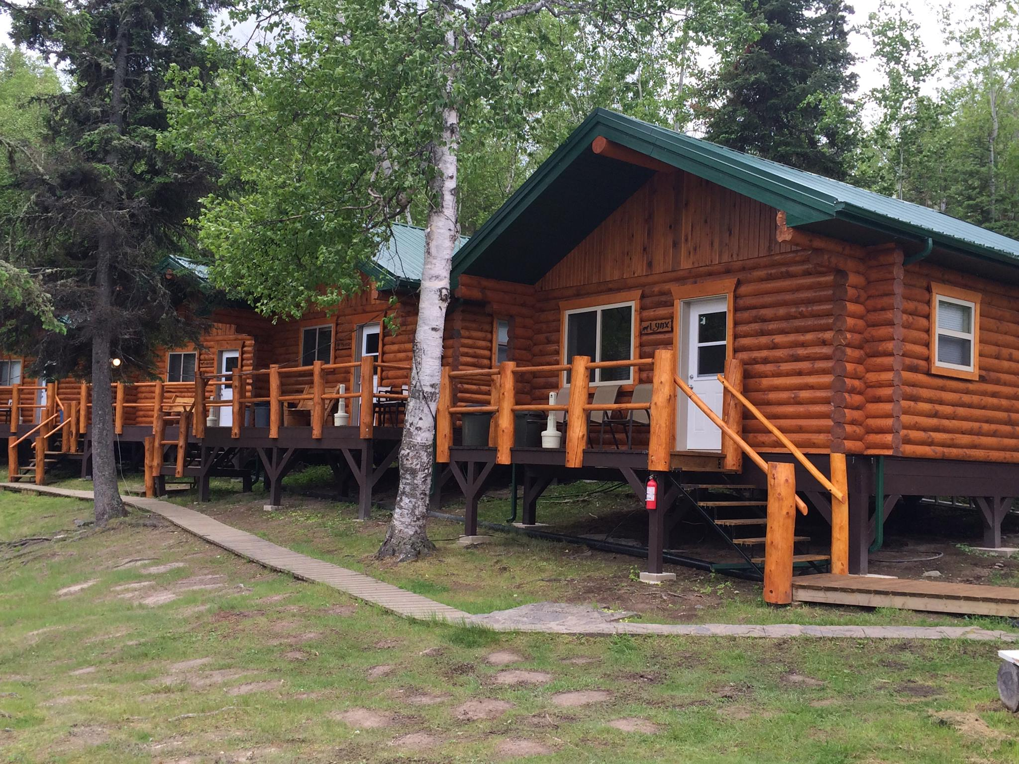 Twin Falls Lodge